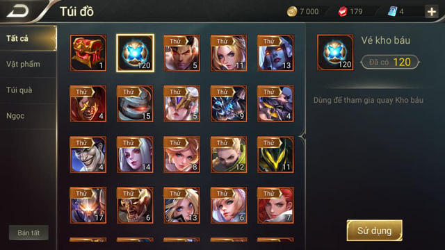 Garena bán combo vé Kho Báu, game thủ Liên Quân Mobile chê: vòng quay mốc rồi - Ảnh 2.