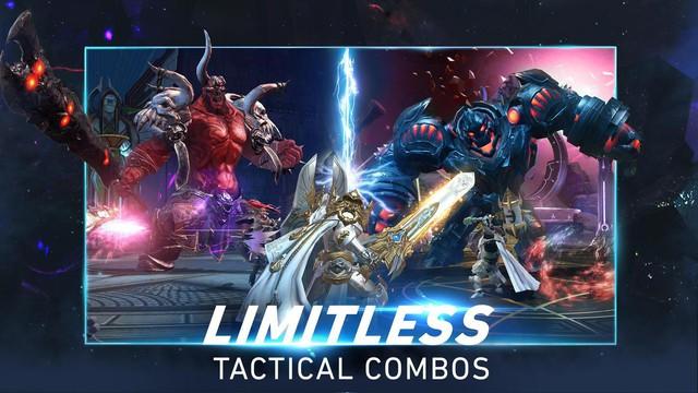 Aion: Legions Of War - Game đánh theo lượt đến từ NCSoft chính thức ra mắt - Ảnh 2.