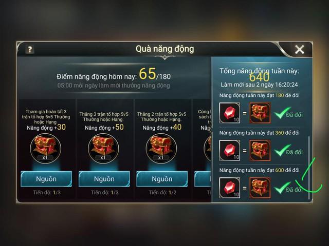 Liên Quân Mobile: Garena siết phần thưởng ở nhiều tính năng, bóp nghẹt dân cày Việt - Ảnh 4.
