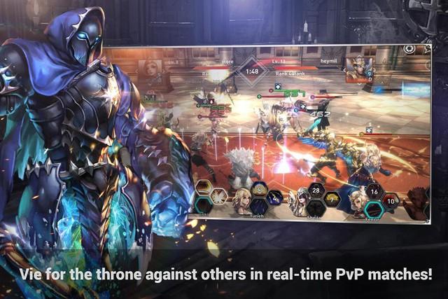 Lyn: Lightbringer - Game thẻ tướng bom tấn của Nexon đã mở cửa trên iOS và Android - Ảnh 4.