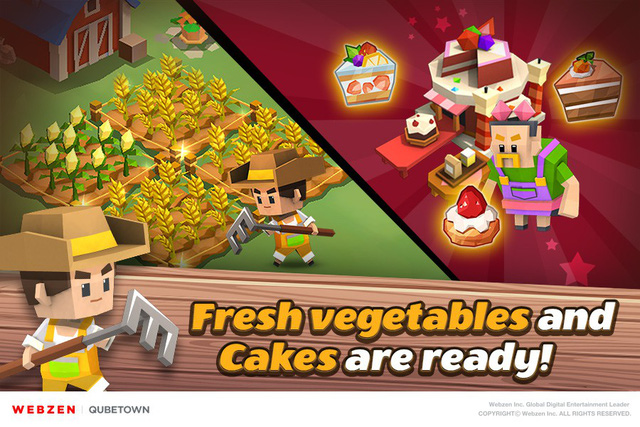 QubeTown – Tựa game mobile trồng trọt gây nghiện đầy mới lạ - Ảnh 7.