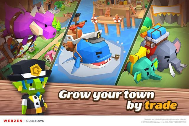 QubeTown – Tựa game mobile trồng trọt gây nghiện đầy mới lạ - Ảnh 6.