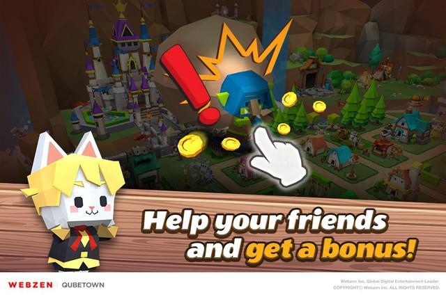 QubeTown – Tựa game mobile trồng trọt gây nghiện đầy mới lạ - Ảnh 2.