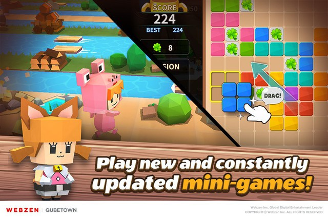 QubeTown – Tựa game mobile trồng trọt gây nghiện đầy mới lạ - Ảnh 4.