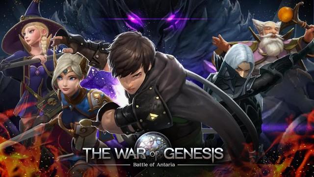 The War of Genesis - siêu phẩm MMORPG chính thức mở cửa trên iOS và Android - Ảnh 1.