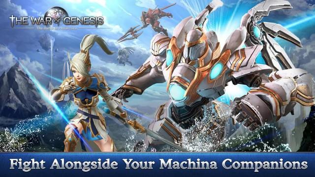 The War of Genesis - siêu phẩm MMORPG chính thức mở cửa trên iOS và Android - Ảnh 3.