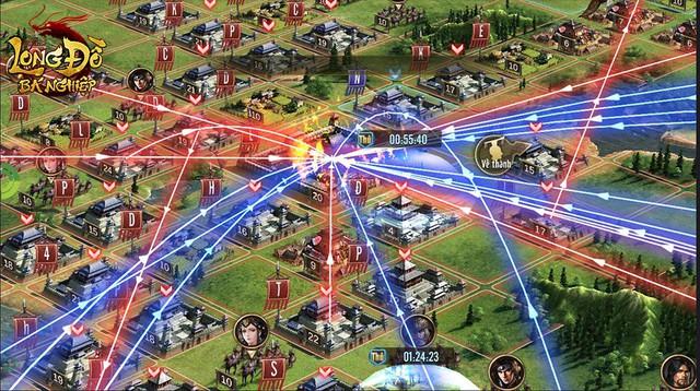 """Long Đồ Bá Nghiệp: Chiến sự trong game mà """"máu lửa"""" không khác gì trên phim ảnh, 6 thế lực cùng dồn binh mã, công phá Cửu Châu - Ảnh 5."""