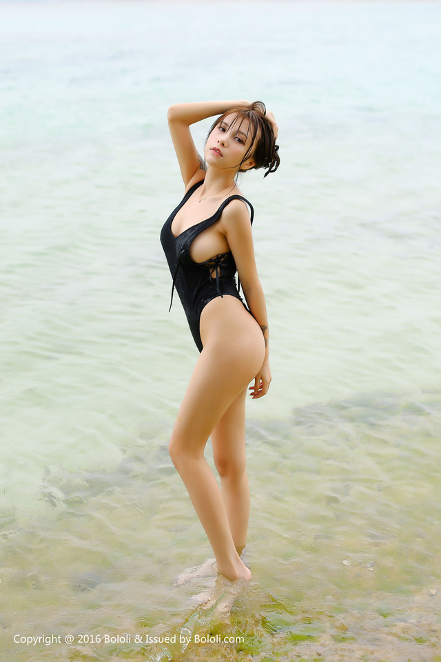 Nóng mắt với bộ ảnh áo tắm quá chật của thiên thần Xia Mei Jiang - Ảnh 27.