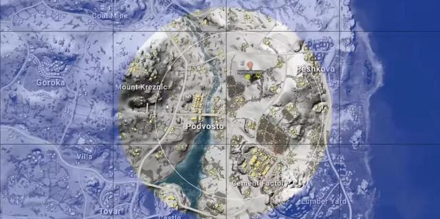 Cộng đồng PUBG Mobile đã tìm ra địa điểm giàu nhất bản đồ Tuyết Vikendi - Ảnh 1.