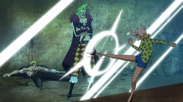 10 nhân vật sở hữu năng lực phòng thủ cực mạnh trong One Piece - Ảnh 9.