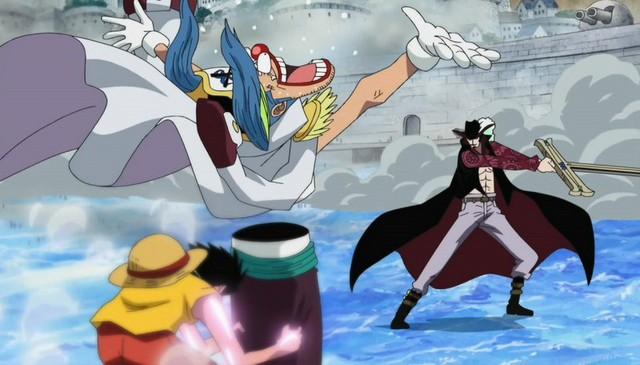 10 nhân vật sở hữu năng lực phòng thủ cực mạnh trong One Piece - Ảnh 4.
