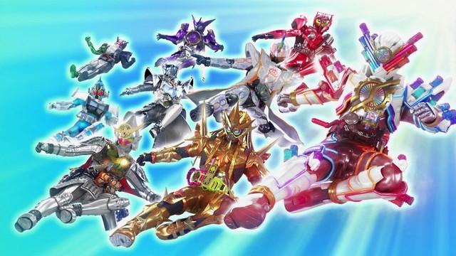 Kamen Rider OOO và 5 sự thật bất ngờ không phải ai cũng biết - Ảnh 2.