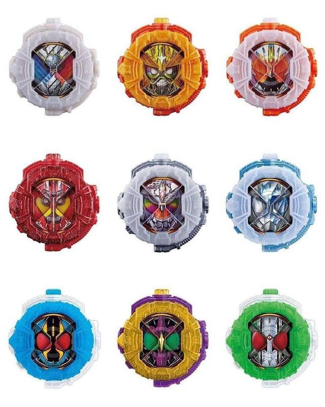 Kamen Rider OOO và 5 sự thật bất ngờ không phải ai cũng biết - Ảnh 4.