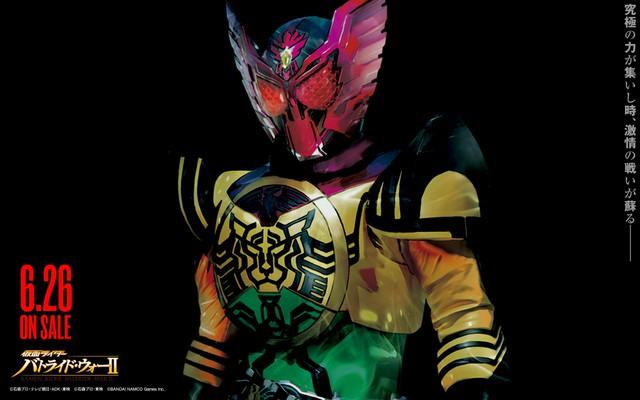 Kamen Rider OOO và 5 sự thật bất ngờ không phải ai cũng biết - Ảnh 9.
