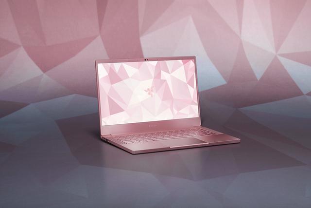 Razer ra mắt phiên bản laptop Blade Stealth đánh cắp trái tim với màu hồng - Ảnh 1.
