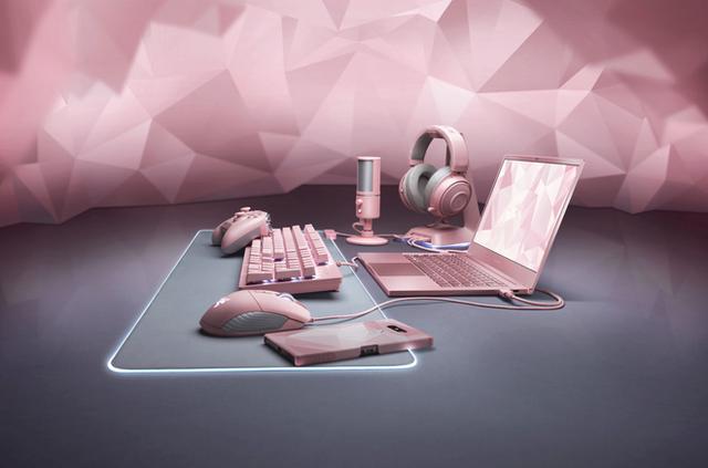 Razer ra mắt phiên bản laptop Blade Stealth đánh cắp trái tim với màu hồng - Ảnh 2.