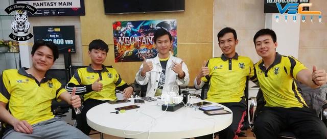 Gặp gỡ Saito - Đệ nhất thần đồng của làng Mobile Legends Việt Nam - Ảnh 3.