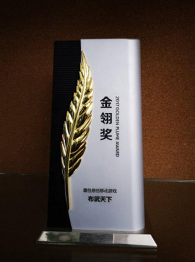 """Vì sao Long Đồ Bá Nghiệp trở thành game chiến thuật DUY NHẤT đoạt giải """"Best Game Of The Year"""" tại Trung Quốc? - Ảnh 1."""