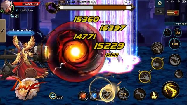 Dungeon & Fighter Mobile được giới thiệu, game bom tấn không thể bỏ lỡ chính là đây - Ảnh 3.