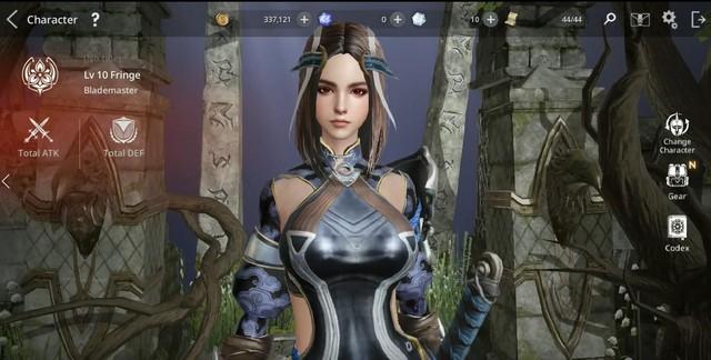 Bom tấn RPG sử dụng Unreal Engine 4 - Alliance X Empire đã có bản tiếng Anh - Ảnh 1.