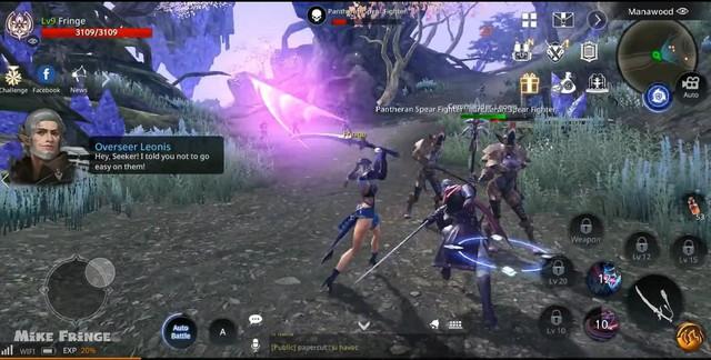 Bom tấn RPG sử dụng Unreal Engine 4 - Alliance X Empire đã có bản tiếng Anh - Ảnh 2.