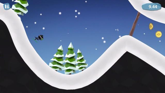Stickman Ski - Game mobile đỉnh cao của sự đơn giản - Ảnh 2.