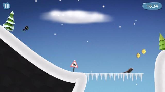Stickman Ski - Game mobile đỉnh cao của sự đơn giản - Ảnh 3.