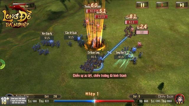 Đến từ NSX Top đầu Châu Á, Long Đồ Bá Nghiệp sẽ là game chiến thuật SLG đầu tiên đẹp tựa như phim - Ảnh 9.