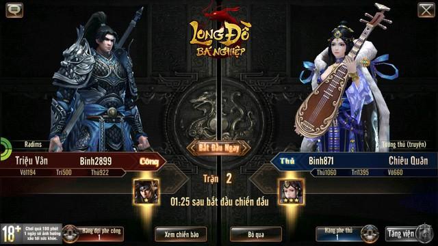 Đến từ NSX Top đầu Châu Á, Long Đồ Bá Nghiệp sẽ là game chiến thuật SLG đầu tiên đẹp tựa như phim - Ảnh 10.
