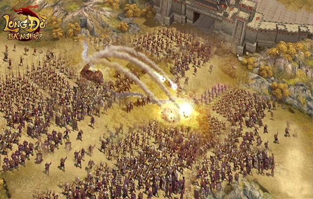 Đến từ NSX Top đầu Châu Á, Long Đồ Bá Nghiệp sẽ là game chiến thuật SLG đầu tiên đẹp tựa như phim - Ảnh 11.