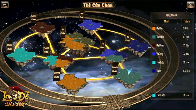 Đến từ NSX Top đầu Châu Á, Long Đồ Bá Nghiệp sẽ là game chiến thuật SLG đầu tiên đẹp tựa như phim - Ảnh 13.