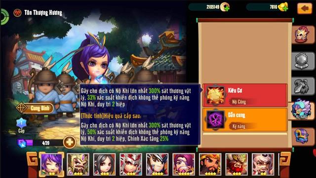 Nữ game thủ build quả team nông dân quá dị, Trương Phi full Truyền Thuyết vẫn phải anh xin giơ tay rút lui thôi - Ảnh 6.