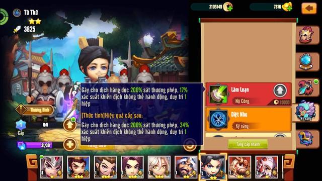 Nữ game thủ build quả team nông dân quá dị, Trương Phi full Truyền Thuyết vẫn phải anh xin giơ tay rút lui thôi - Ảnh 7.