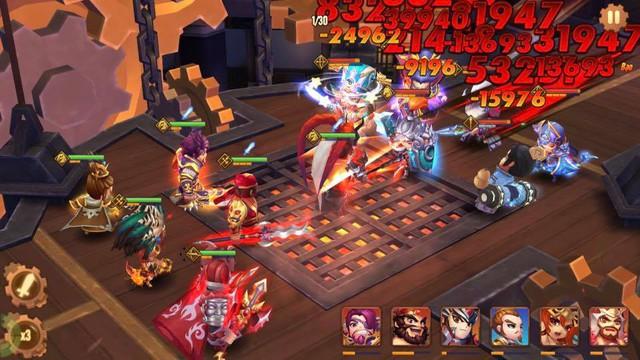 Nữ game thủ build quả team nông dân quá dị, Trương Phi full Truyền Thuyết vẫn phải anh xin giơ tay rút lui thôi - Ảnh 1.