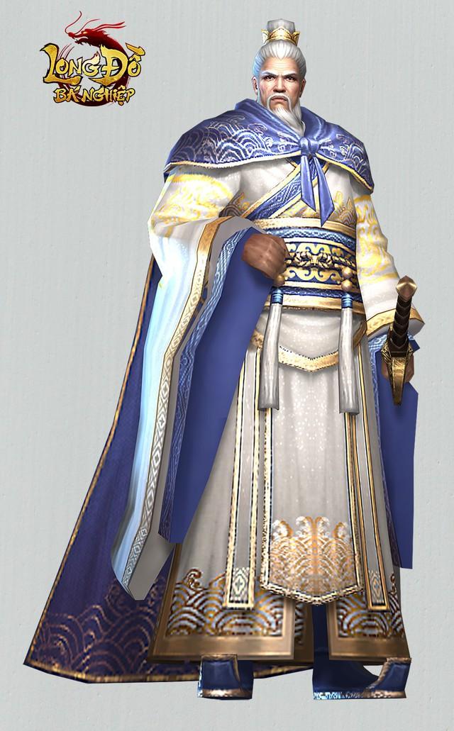 Ngạc nhiên trước tạo hình nhân vật 3D của Long Đồ Bá Nghiệp: Đẹp tuyệt vời như thế này mà là game mobile SLG sao? - Ảnh 11.