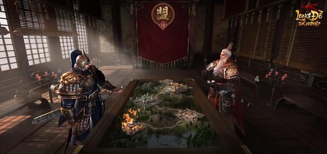 Ngạc nhiên trước tạo hình nhân vật 3D của Long Đồ Bá Nghiệp: Đẹp tuyệt vời như thế này mà là game mobile SLG sao? - Ảnh 13.