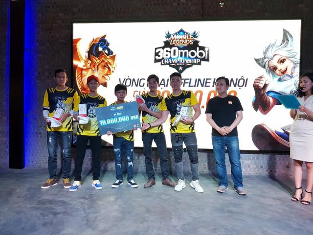 VEC Fantasy Main và Buffalo Esports tiến bước vào chung kết giải 360mobi Championship Series - Ảnh 7.