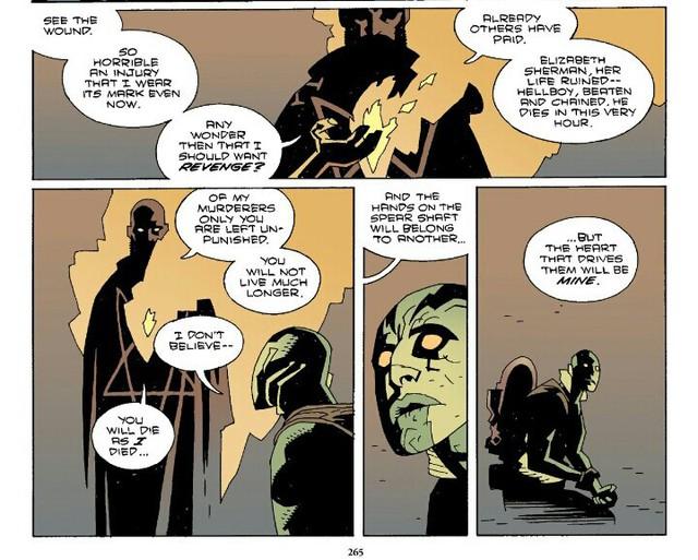 """Huyền thoại về Abe Sapien, gã """"người cá"""" thượng đẳng đồng hành cùng Chúa tể địa ngục Hellboy - Ảnh 2."""