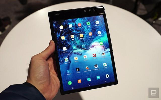 [CES 2019] Trên tay Royole Flexpai - điện thoại màn hình gập đầu tiên trên thế giới - Ảnh 3.