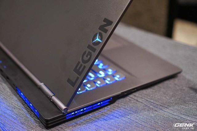 [CES 2019] Lenovo ra mắt laptop gaming Legion mới với giá siêu rẻ, chỉ từ 21 triệu đồng nhưng vẫn có GPU Nvidia GeForce RTX mới nhất - Ảnh 13.