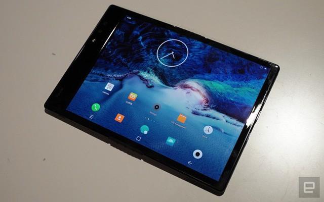 [CES 2019] Trên tay Royole Flexpai - điện thoại màn hình gập đầu tiên trên thế giới - Ảnh 16.