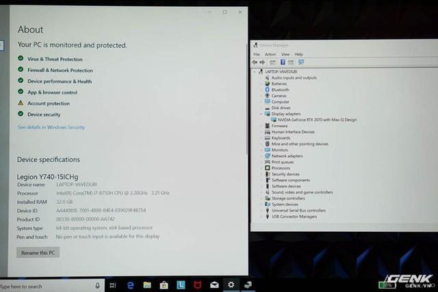 [CES 2019] Lenovo ra mắt laptop gaming Legion mới với giá siêu rẻ, chỉ từ 21 triệu đồng nhưng vẫn có GPU Nvidia GeForce RTX mới nhất - Ảnh 17.