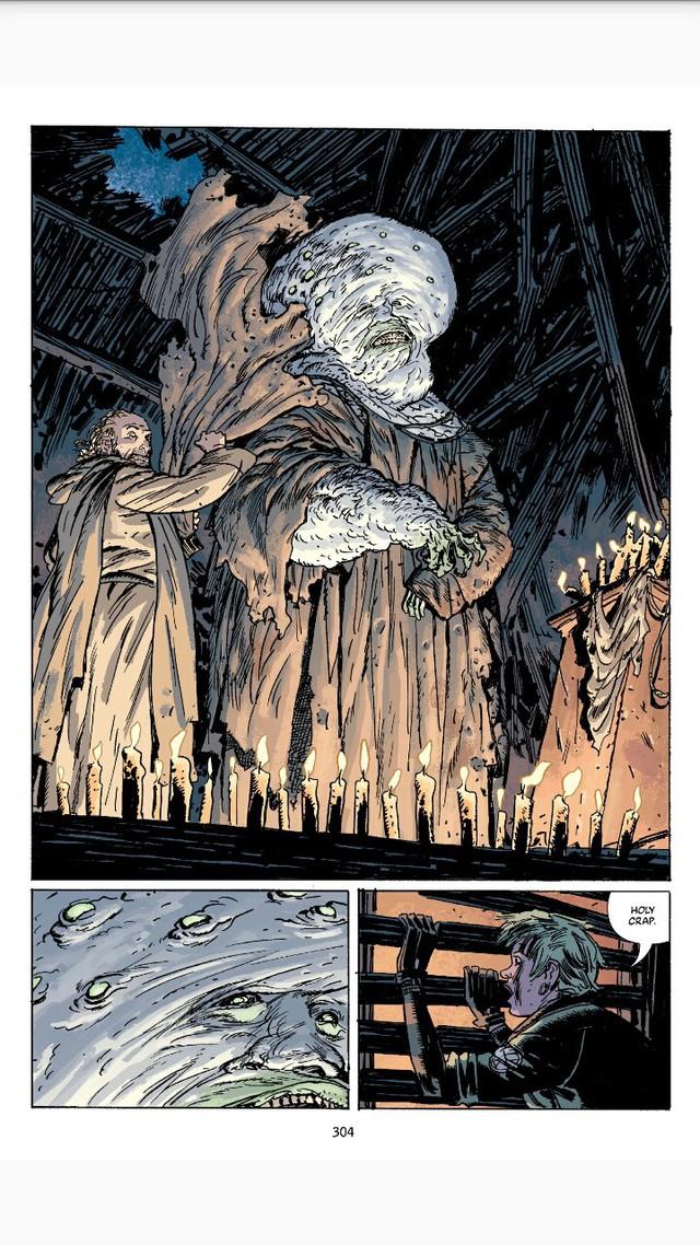 """Huyền thoại về Abe Sapien, gã """"người cá"""" thượng đẳng đồng hành cùng Chúa tể địa ngục Hellboy - Ảnh 3."""