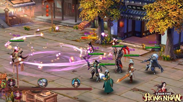 Loạn Thế Hồng Nhan có hẳn một tính năng riêng cho người chơi tham gia vào các trận đánh lịch sử thời Tam Quốc - Ảnh 2.
