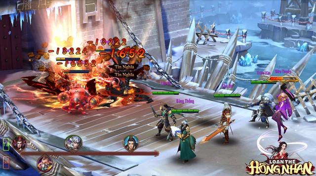 Loạn Thế Hồng Nhan có hẳn một tính năng riêng cho người chơi tham gia vào các trận đánh lịch sử thời Tam Quốc - Ảnh 3.