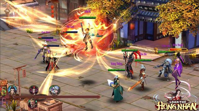 Loạn Thế Hồng Nhan có hẳn một tính năng riêng cho người chơi tham gia vào các trận đánh lịch sử thời Tam Quốc - Ảnh 6.