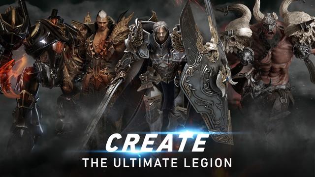 Aion Legions Of War - Game mobile hành động ấn tượng ra mắt bản tiếng Anh - Ảnh 1.