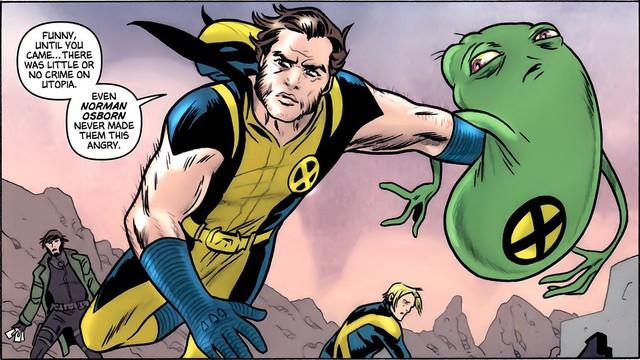 Shit King và 6 quái nhân có năng lực dị hợm, nhảm nhí nhất từng xuất hiện trong thế giới Marvel - Ảnh 3.