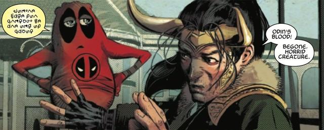 Shit King và 6 quái nhân có năng lực dị hợm, nhảm nhí nhất từng xuất hiện trong thế giới Marvel - Ảnh 4.