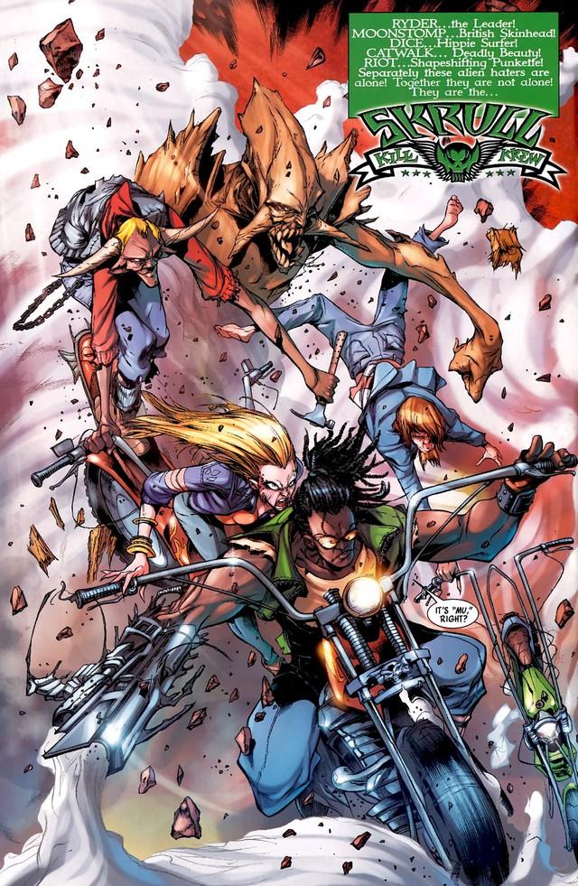 Shit King và 6 quái nhân có năng lực dị hợm, nhảm nhí nhất từng xuất hiện trong thế giới Marvel - Ảnh 5.